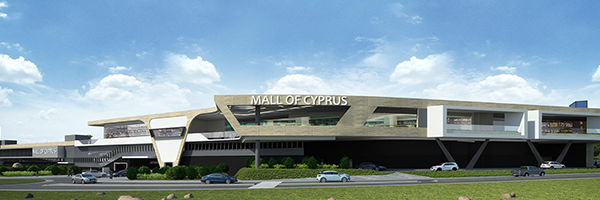The Mall of Cyprus is upgrading and expanding its parking lot